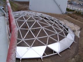 Field Install - Tank Roof 2