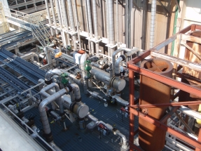 Project Management - Heat Recovery Steam Generator Plant