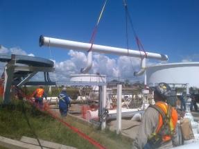 construction management enbridge pipeline